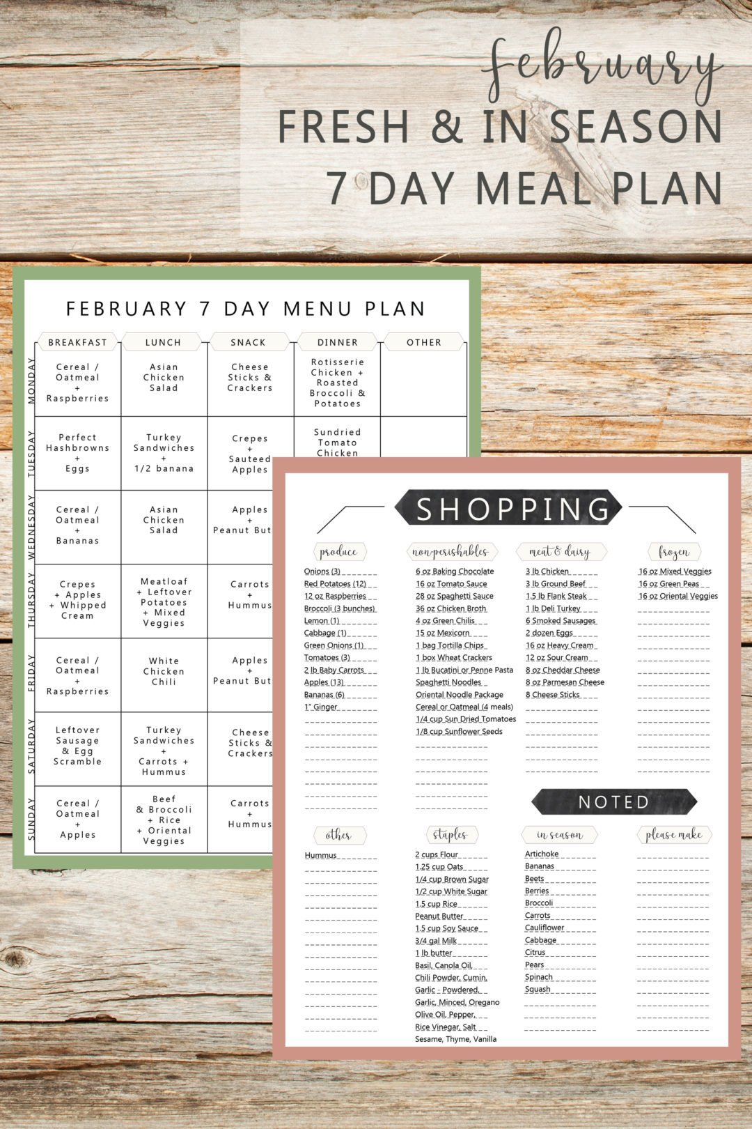 photo relating to Chilis Printable Menu referred to as February 7 Working day Menu Program The Honest Desk